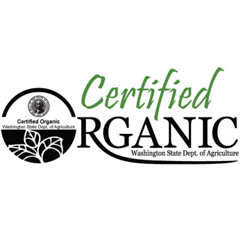 Certified Organic - WA State Agriculture